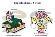 Learning English / English Idioms, Grammar , Tenses , Punctuation .... British English vs American words and expressions