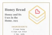 Vintage Recipes / From the sweet to the savory, a board dedicated to the many delightful recipes found in the Othmer Library's collections.