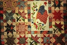 Quilt Love / by Pam Buda ~ Heartspun Quilts