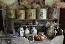 Country & Antique Decorating