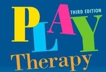 Play Therapy Books / Here are my favorite #playtherapy books including books from the pioneers of play therapy as well as some newer publications.  / by Liana Lowenstein, MSW, CPT-S