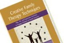 Family Therapy Resources / Books, products, and ideas for family therapy with a special focus on resources for child-focused family sessions. / by Liana Lowenstein, MSW, CPT-S