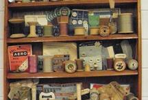 Vintage Sewing Needfuls