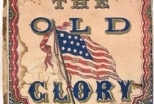 Olde Glory ~ Americana / by Pam Buda ~ Heartspun Quilts
