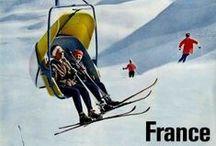 Affiche Vintage - Hautes-Alpes