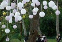 Decoração Casamento / Referências de decoração de Casamento