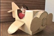 JUGUETES Y DIVERSIÓN / ideas muy fáciles de realizar y muchos consejos para divertir a nuestros hijos / by rebeca ibaceta