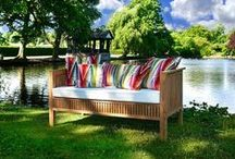 The Great British Outdoors / The great British outdoors -  recipes and furniture ideal for sunnier days