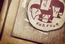 My fav Fabfour!! / The Beatles