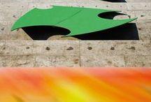 """""""Follie d'Autore"""" 2011 / Installazioni creative di Architetti del paesaggio progettate e realizzate per la prima edizione del Festival del Verde e del Paesaggio. Sezione a cura di Franco Zagari."""