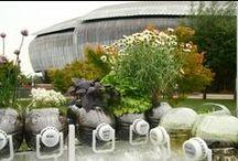 """""""Balconi per Roma"""" 2012 / Giovani architetti espongono i loro personalissimi balconi creativi per il concorso indetto dal Festival del Verde e del Paesaggio."""