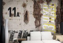 Collection 12 / Wallpaper for Interior Design