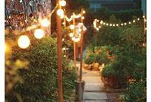 Outdoor Lighting- Set The Scene / Setting the Scene for Your Barbeque with Outdoor Lighting