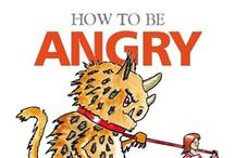 Anger Management Resources / Counseling and therapy ideas for helping children express anger. / by Liana Lowenstein, MSW, CPT-S