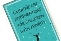 Anxiety Resources / Couneling and therapy resources for helping children manage anxiety. / by Liana Lowenstein, MSW, CPT-S