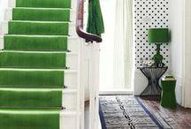 Halls & Stairs