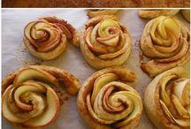 Ricette! / Ricette dolci e salate, arte in cucina, biscotti, impacchettare i dolci, come servire il cibo