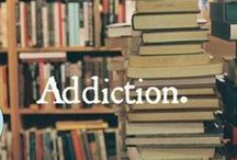 books & tea / smell of books, good tea and that feel you can enjoy no matter where/when!