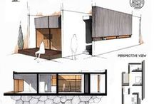 Container Housing / Using Shipping containers as Living units.