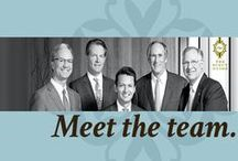 Meet the Team / Meet the professionals ready to help you look your best