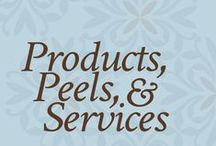 Products, Peels, & Services / Charlotte Plastic Surgery offers a variety of at-home treatment products, chemical peels, and other servies. See what we have to offer at http://www.charlotteplasticsurgery.com/services/skin-health/at-home-treatment-products.
