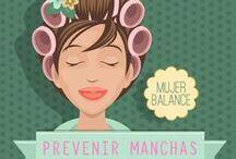 Belleza / En Mujer Balance te daremos algunos truquitos para lucir hermosa.   www.mujerbalance.com
