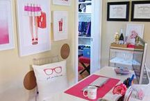 Craft room and organization / by Kristin Kilburne