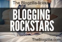 BLOGGING ROCKSTARS (group board) / Tips, tools and resources to help you reach blogging rockstardom.  To join the board:  1. Follow The Blogzilla on Pinterest.  2. Email thebossATtheblogzillaDOTcom using your Pinterest email with a request to join the board. BOOM baby. (no spamming, no unrelated pins y'all and make sure you have the right to pin and repin anything you put on the board honey).