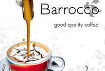 Café Barrocco / Configurado a partir de cuatro excelsos, seleccionados entre los mejores cafetales de Etiopía, Puerto Rico, Colombia, y Papúa Nueva Guinea.