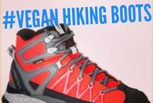 Vegan Outdoor Gear / Outdoor apparel and equipment to fit perfectly with your cruelty-free lifestyle! I've personally confirmed that everything pinned here is 100% synthetic. Vegan hiking boots, climbing shoes, sleeping bags, socks, gloves and more!