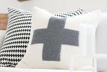 Blankets / Pillows / Baskets etc.