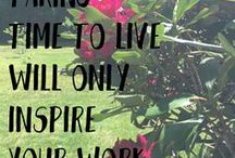 Work + Purpose ⭐️ / Manifest meaningful work. Inspiration for creativity, productivity, abundance, serenity, living with purpose, and true fulfillment.