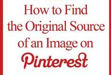 Pinterest Pointers / Playing and Profitting with Pinterest
