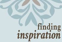 Finding #Inspiration / #Quotes to inspire