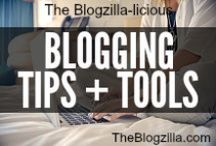 BLOGGING TIPS + TOOLS (group board) / Tips and resources for upgrading your blogging.  To join the board:  1. Follow The Blogzilla on Pinterest.  2. Email thebossATtheblogzillaDOTcom using your Pinterest email with a request to join the board. BOOM baby. (no spamming, no unrelated pins y'all and make sure you have the right to pin and repin anything you put on the board honey).