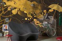 Collection 15 / Wallpaper for Interior Design