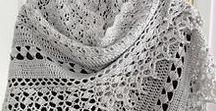 @ crochet /shawl, scarf, cowl/