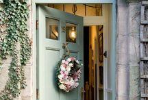 Sweet Home Entrance Ideas