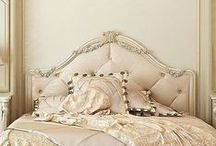 Stunning Headboards / Your so-cozy sheets feel perfect...but even the perfect piece of art needs a frame!