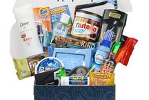 College Essentials Care Package / Daily essentials to get you through the college grind. Save Money, Save Time, Be Prepared !