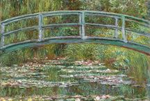 Monet, Claude / Oscar-Claude Monet - French - Born: 14th November 1840 - Death: 5th December 1926 - A founder of the French Impressionist Paintings - Modern Art Period