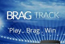 Brag Track | Football Game App / No Nonsense App for serious football fans Challenge Your Friends on game fixtures.