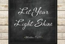 Bible Quotes on Light
