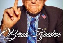 """Feel the Bern"" / Bernie Sanders: hIs history, platform, and election."