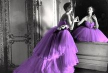 Splash color purple