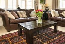 Indah Dark Teak Furniture Range / A large collection of stunning hand crafted dark Teak furniture for every room in your home.