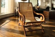 Colonial Carved Teak Furniture / The carved occasional pieces of dark teak furniture in the Colonial range will introduce rustic charm and elegance to any interior and will bring any living room, dining room or hallway to life.