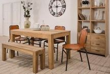 Indah Natural Teak Furniture Range / A beautiful collection of hand crafted natural Reclaimed Teak furniture for every room in your home.