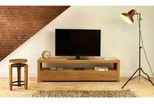 Watch this space / Where better to put your TV than on some of Puji's specialised teak furniture? You won't only be admiring the screen with our TV units.