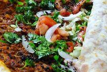 Turkish/ Arabic Food